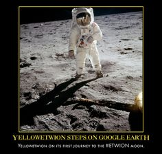 First steps on earth