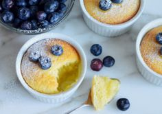 Lemon-Pudding-Cakes