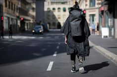 We return to Oslo with another batch of street style antics from the Norwegian capital's fashion week.