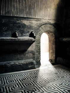Herculanum (italien Ercolano ) était une ancienne ville romaine dans la région de Campanie