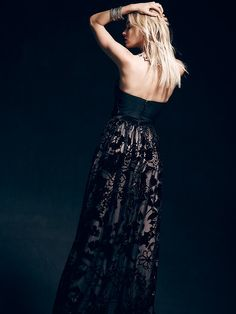 Erin by Erin Fetherston Glam Burnout Maxi at Free People Clothing Boutique
