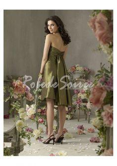 Flowery Casual Casual AXED190 robe de soirée [Wedding-Dress-1746] - €82.00 : Robe de Soirée Pas Cher,Robe de Cocktail Pas Cher,Robe de Mariage,Robe de Soirée Cocktail.