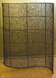 wire screen-for jewelry display