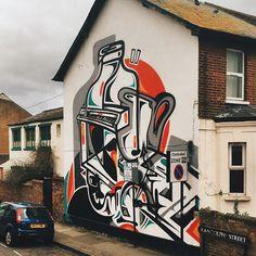 folkcult:  Graffiti  (at University of Oxford)
