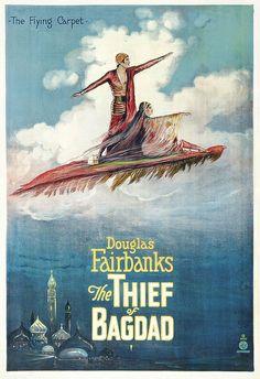 Douglas Fairbanks - The Thief of Bagdad......1924