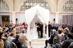 The Ferry Building offers a unique site for weddings ceremonies and receptions.