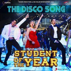Disco Deewane- Student of the Year