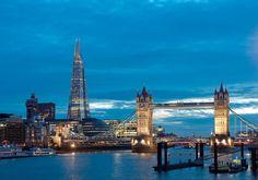 Neues Wahrzeichen neben der London Bridge: The Shard ist das höchste Gebäude Europas