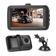 """NEXGADGET Dash Cam 3.0"""" Screen FHD 1080P Car dashboard Camera Vehicle On-dash Video Recorder Camcorder Support 24/7 Surveillance G-Sensor Loop Recording Extra USB Port on Car Charger. For product info go to:  https://www.caraccessoriesonlinemarket.com/nexgadget-dash-cam-3-0-screen-fhd-1080p-car-dashboard-camera-vehicle-on-dash-video-recorder-camcorder-support-247-surveillance-g-sensor-loop-recording-extra-usb-port-on-car-charger/"""