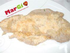 Fettine di manzo al forno gratinate - ricetta manzo al forno di MarGi