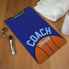 Basketball Coach Presents and Gift Ideas