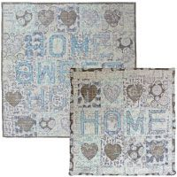 Home sweet home applique  pdf pattern