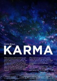 Deep into Pranic Healing and Arhatic Yoga | More about Karma