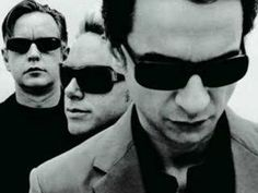 Depeche Mode - Enjoy the Silence ~ I remember when this first came out.  Loved it then, love it still.
