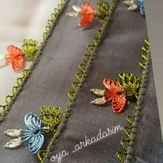 @oya_arkadasim Saree Tassels, Embroidery, Instagram, Point Lace, Crochet Accessories, Sewing Needles, Needle Lace, Hairstyle Man, Dots