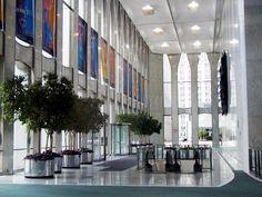 World Trade Center Pavillion & Lobby