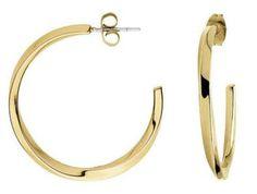 Calvin Klein náušnice Exclusive KJ0KJE100100 - online zlatnictví, kamenná prodejna od roku 1947, výrobci a prodejci šperků, klenotů a hodinek.