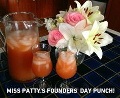 The GILMORE GIRLS Rewatch Project: Miss Patty's Founders Day Punch!