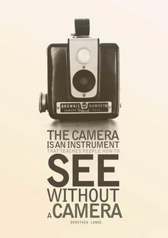 see without a camera