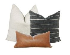 Home Living Room, Living Room Decor, Bedroom Decor, Living Room Pillows, Neutral Pillows, Couch Pillows, Brown Throw Pillows, Accent Pillows For Couch, Scrappy Quilts