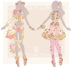 :Comm: outfits for Hortense by MMtheMayo.deviantart.com on @DeviantArt