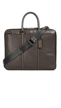 Coach New York Metro Briefcase