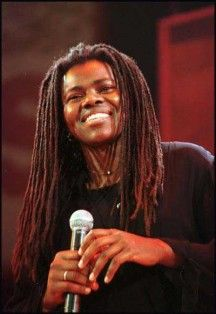 Tracy Chapman at the Paris Concert for Amnesty International in 1998 #tracychapman