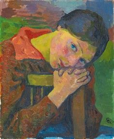 Giovanni Giacometti was a Swiss painter. He was the father of artists Alberto and Diego Giacometti and architect Bruno Giacometti Alberto Giacometti, Giovanni Giacometti, Art And Illustration, Giacometti Paintings, Figure Painting, Painting & Drawing, Figurative Kunst, Post Impressionism, Fine Art