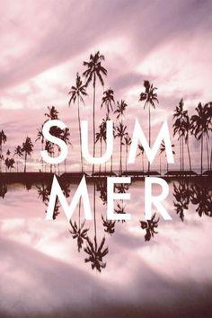 Summer pink iPhone Wallpaper