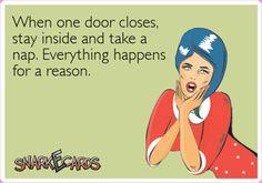 My motto!