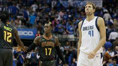 Pleite im deutschen NBA-Duell - Nowitzki: Jemand hätte Schröder aufhalten müssen - Basketball - Bild.de