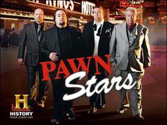 • Pawn Stars •