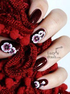 Floral Nail Art: Nail Designs to DIY - iVillage