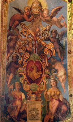 Vatican - Raphael Rooms  #TuscanyAgriturismoGiratola