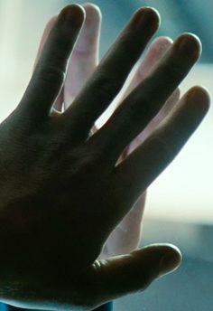 Star Trek Into Darkness. I swear my heart didn't break in this scene. *shifty eyes*
