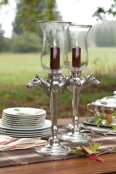 Vagabond House Equestrian Hurricanes as featured in Southern Lady Magazine.