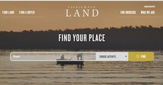 """Presenting a curated collection of unique, upscale sporting and hunting land for buyers, sellers, and agents, the recently launched Garden & Gun Land is a new digital land marketing platform that features over 60 properties ranging in size, acreage, price and location. In addition its ease of navigation and visual appeal, the new online platform features a """"Find A Buyer"""" tool, which allows land owners to search for qualified buyers presented anonymously by prospective buyers' agents."""