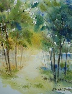 paysages by chantal jodin