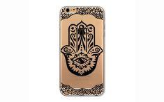 Hamsa Transparent iPhone 5 Case