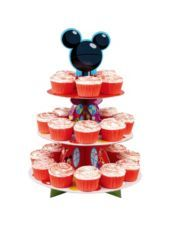 Mickey Mouse Cupcake Stand - Party City