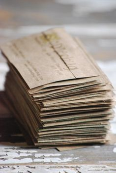 Why you probably dont need to worry about burundanga pinterest diy business cards out of paper bags colourmoves
