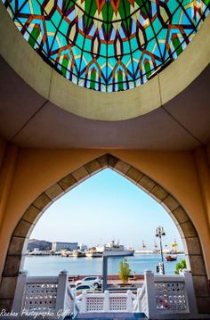Oman | View from Muttrah Souq. credit: ReeHan. view on Instagram http://instagram.com/omanpocketguide  #Oman