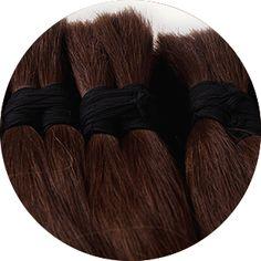 Uzbek Bleached Hair Dark