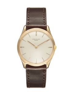 Patek Philippe 18k Yellow Gold Dress (c. 1950s) by Vintage Watches on Park & Bond