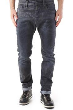 Jeans Uomo Absolut Joy (VI-P2534) colore Blu Scuro