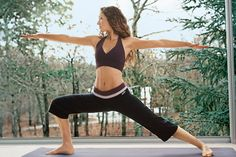 Om Alone: At-Home Yoga Workout | Women's Health Magazine