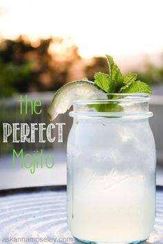 The perfect mojito - Ask Anna