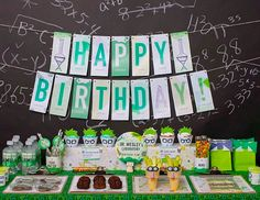 Science Birthday Value Package from the Science DIY Printable Collection by…