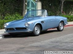 asa 1000 gt milli spyder --only 5 made