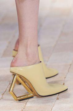 Soft Pointed Soles I'd say!!!   JK<3 Céline Spring 2014